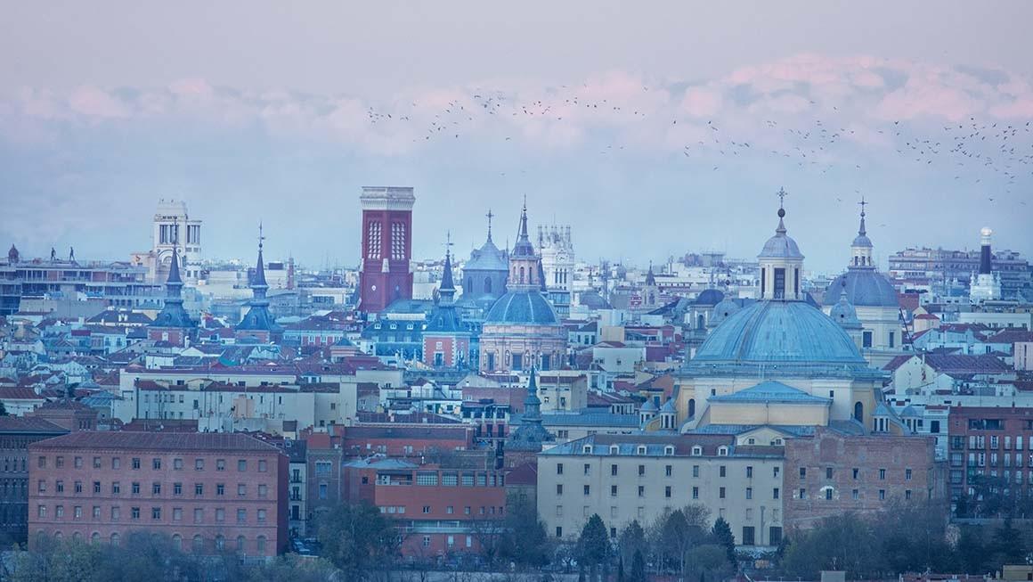 Madrid monumental