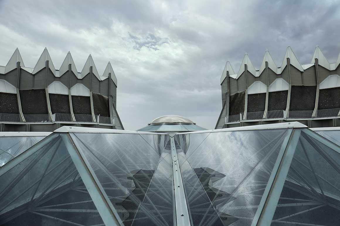 Arquitectura de Madrid futurista