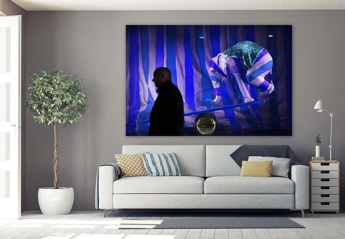 Hombre Elefante 120x180