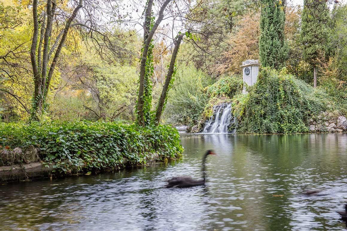 Fotografía de Madrid, Parque de El Capricho
