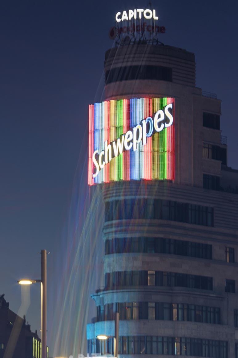 Fotografía de Madrid, Edificio Carrión
