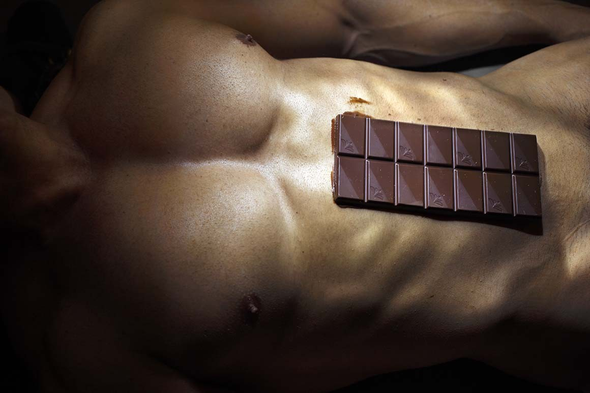 Man & Chocolate