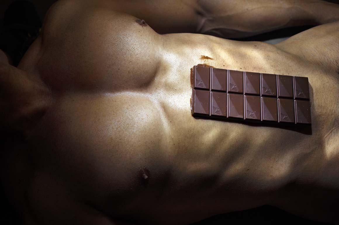 Man & Chocolate