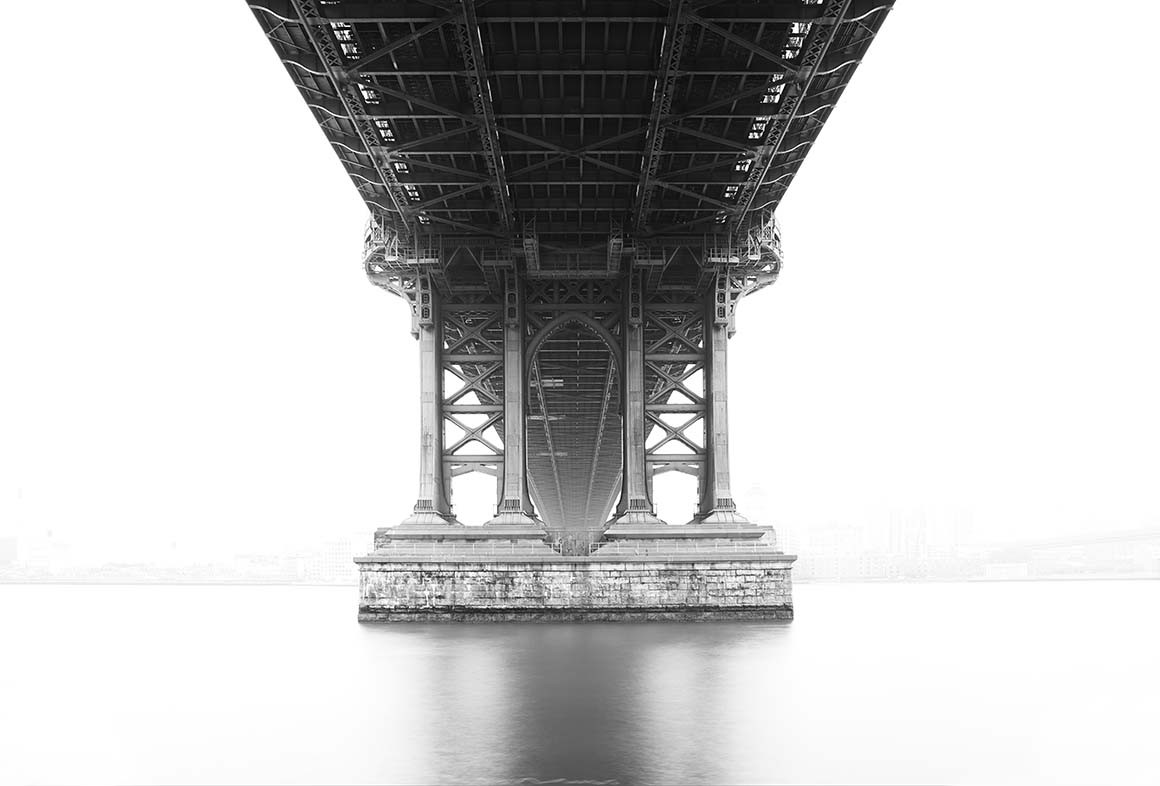 Minimal, Manhattan Bridge