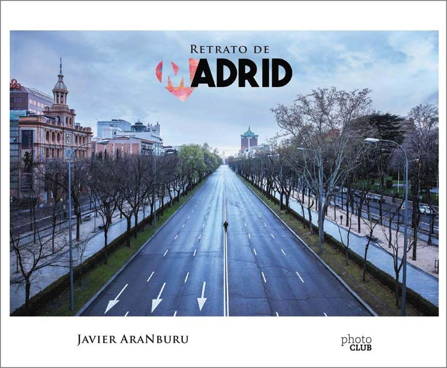 "Libro ""Retrato de Madrid"""
