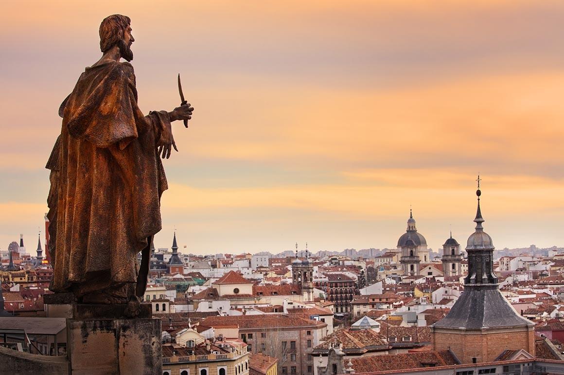 Madrid de Fábula