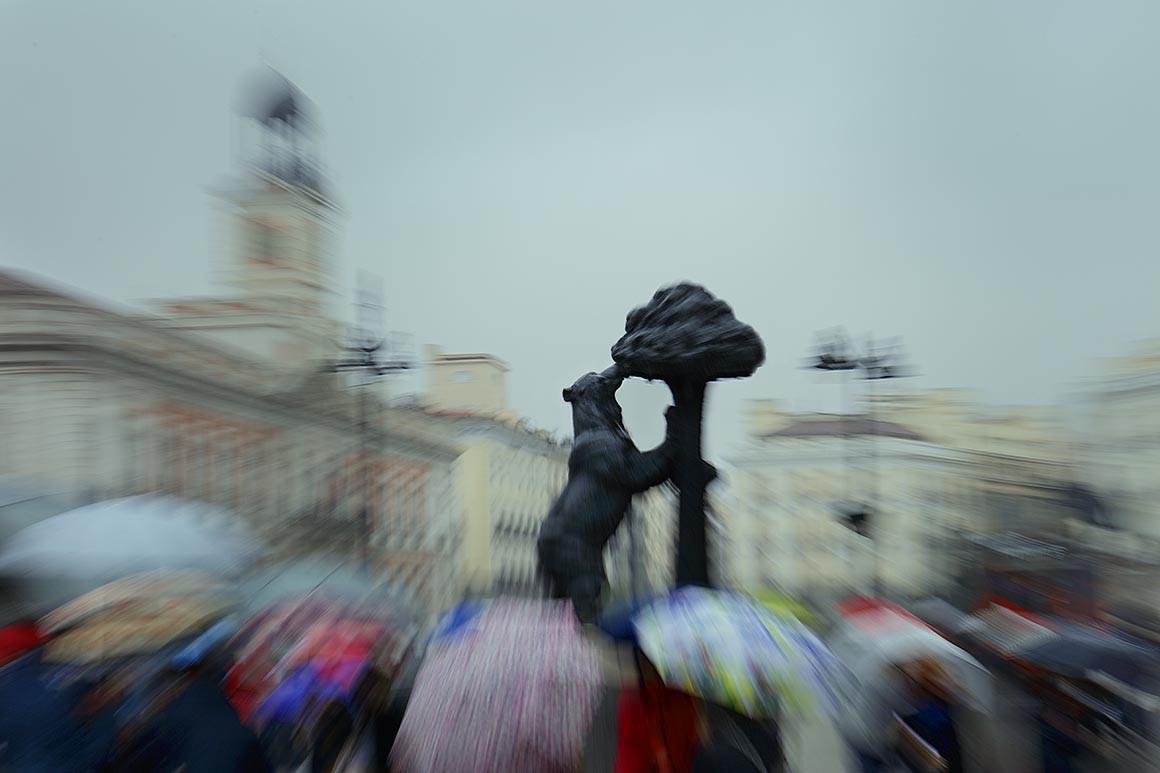 Fotografía de Madrid, El Oso y el Madroño