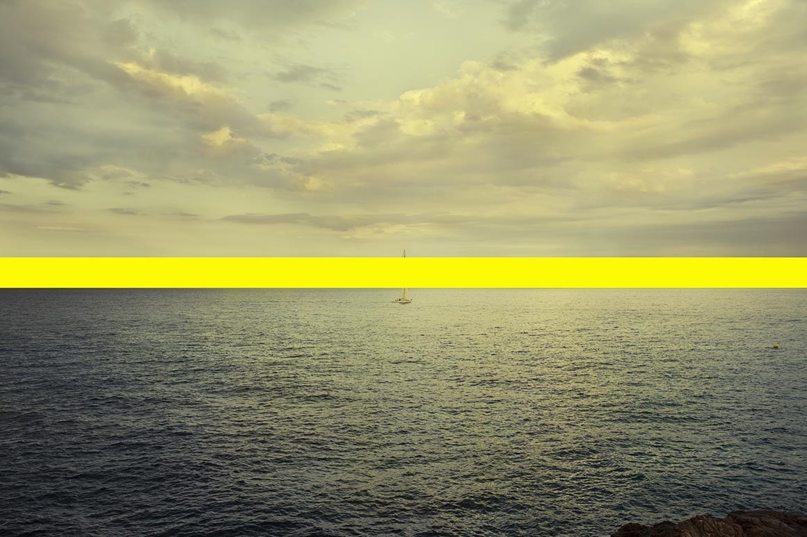 Fotografía artística, Digital Sunset