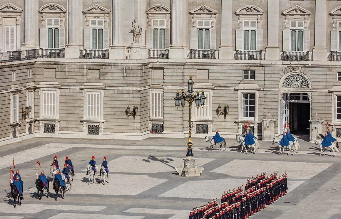 Fotografía de Madrid, Juego de Tronos
