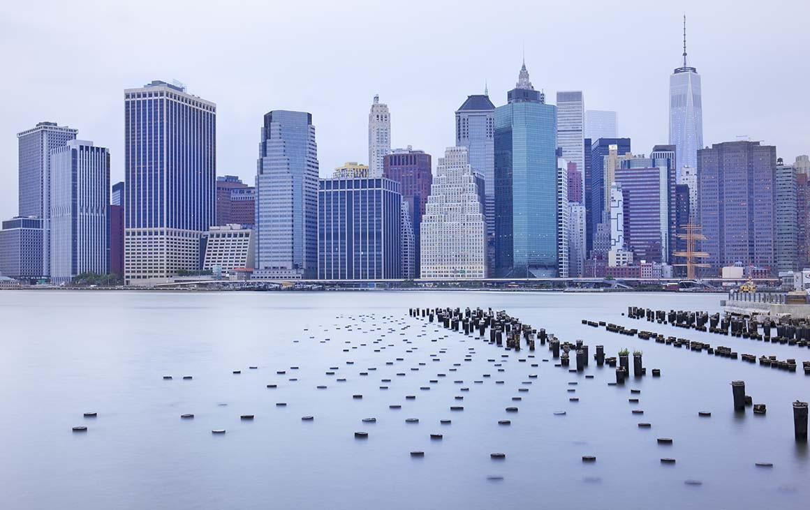 Calma en Nueva York
