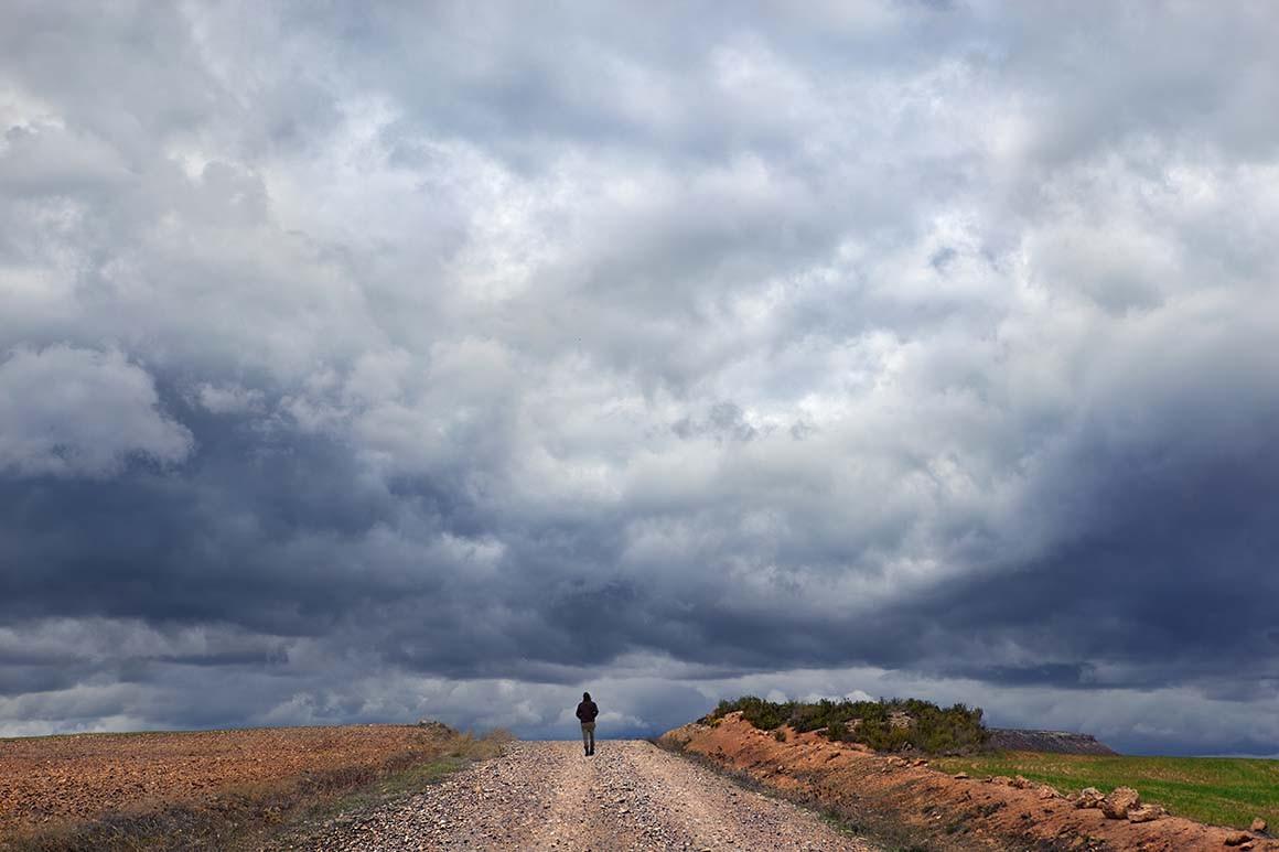 Camino Borrascoso