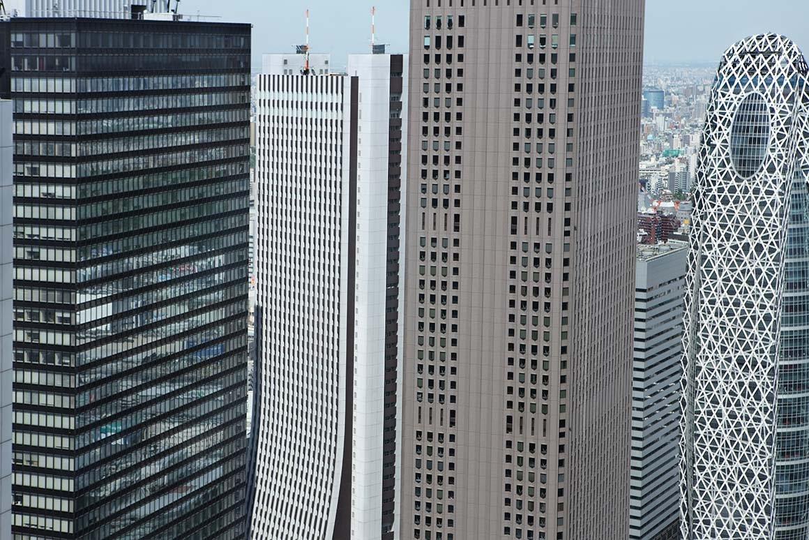 Tokyo Architecture 1