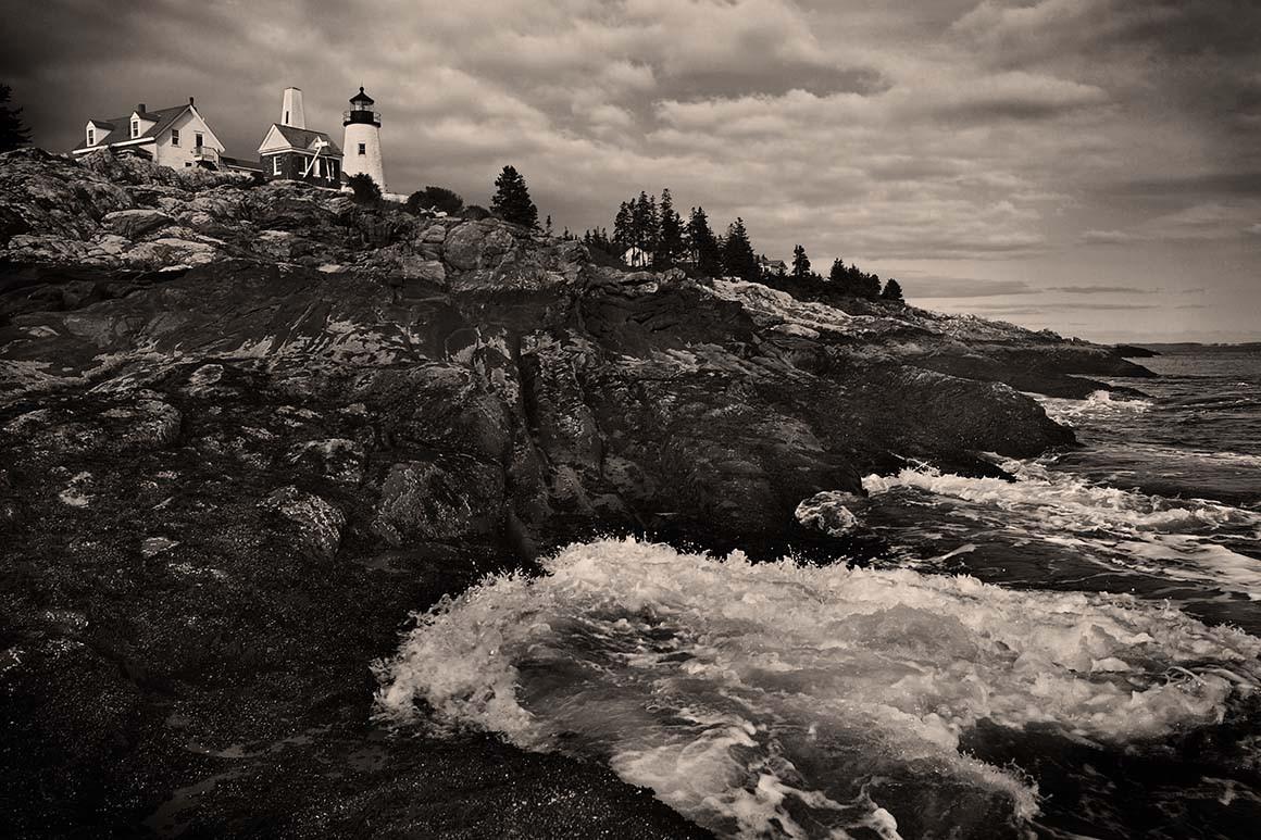 Faro en Nueva Inglaterra 1