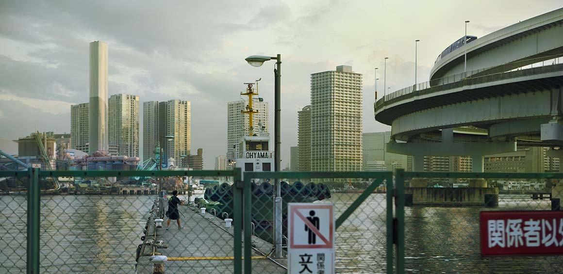 Muelles de Tokio