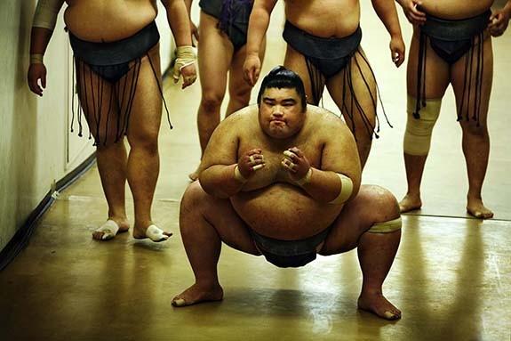 Luchadores de Sumo 2