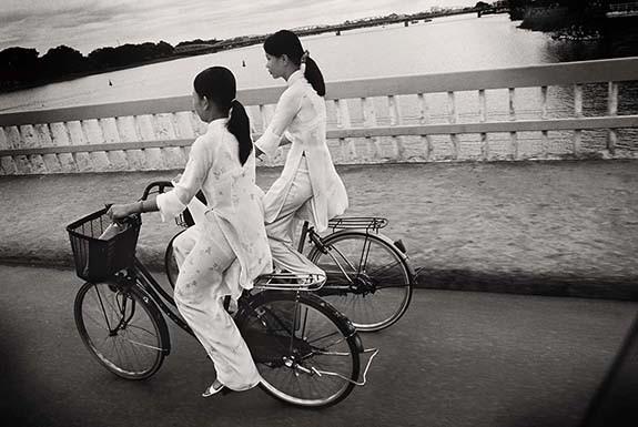 Chicas en Vietnam