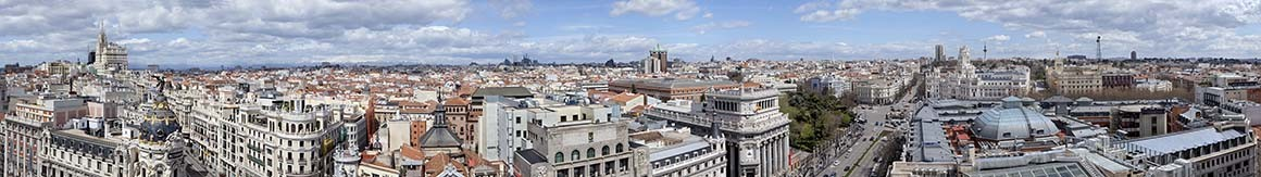 Madrid Hiperpanorámico