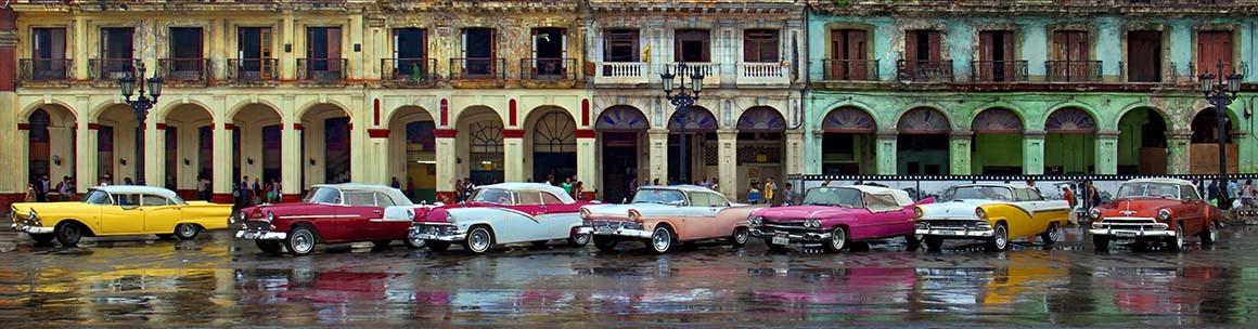 Coches en Línea, La Habana