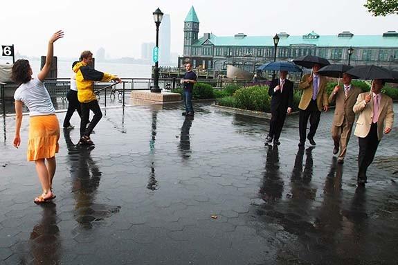 Battery Park NY